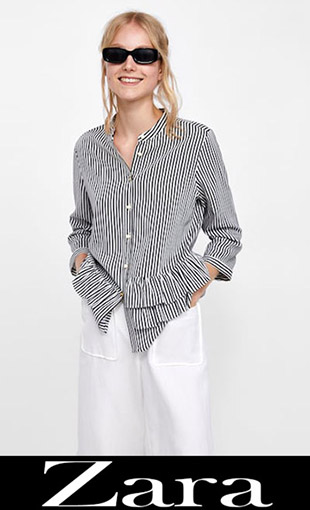 Shirts Zara 2018 2019 New Arrivals Women's 4
