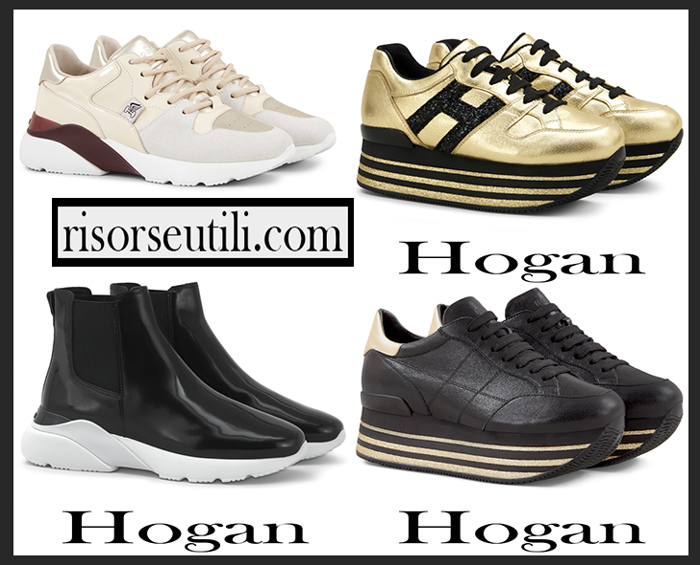 Sneakers Hogan 2018 2019 Women's New Arrivals Fall Winter