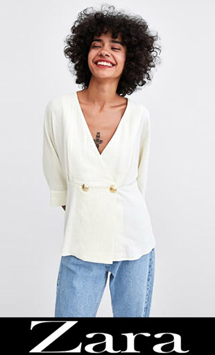 Women's Blouses Zara Fall Winter 2018 2019 1