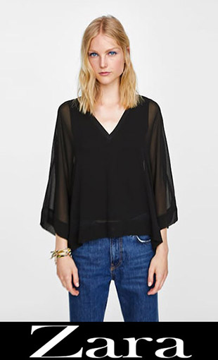 Women's Blouses Zara Fall Winter 2018 2019 3