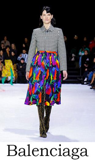 Women's Clothing Balenciaga Fall Winter 2018 2019 3