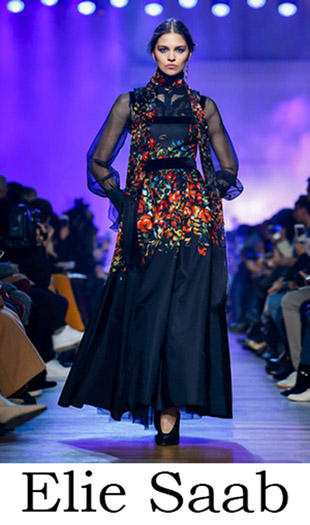 Women's Clothing Elie Saab Fall Winter 2018 2019 1