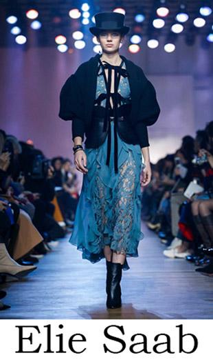Women's Clothing Elie Saab Fall Winter 2018 2019 2