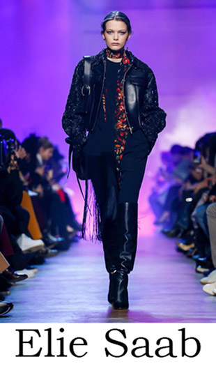 Women's Clothing Elie Saab Fall Winter 2018 2019 3