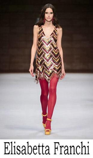Women's Clothing Elisabetta Franchi Fall Winter 2018 2019 1