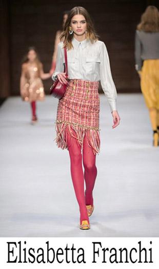 Women's Clothing Elisabetta Franchi Fall Winter 2018 2019 2