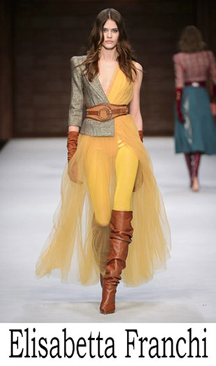 Women's Clothing Elisabetta Franchi Fall Winter 2018 2019 3