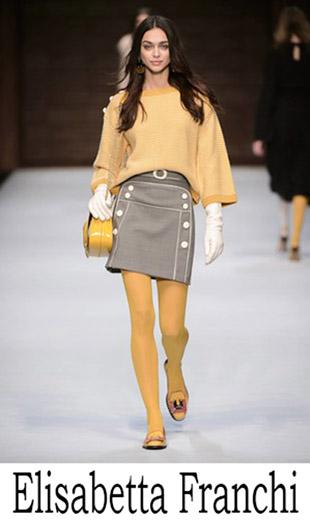 Women's Clothing Elisabetta Franchi Fall Winter 2018 2019 4