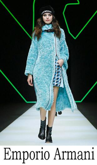Women's Clothing Emporio Armani Fall Winter 2018 2019 1