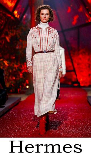 Women's Clothing Hermes Fall Winter 2018 2019 1
