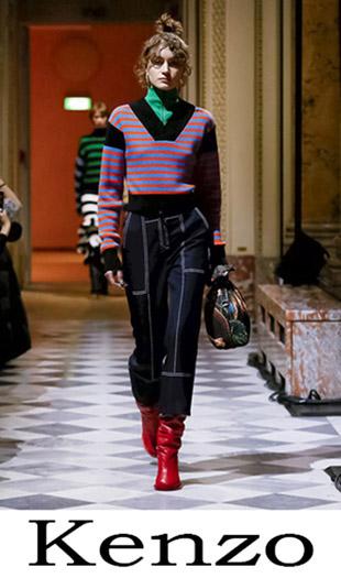 Women's Clothing Kenzo Fall Winter 2018 2019 1