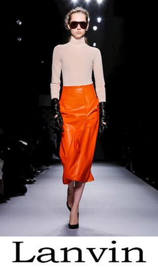 Women's Clothing Lanvin Fall Winter 2018 2019 1