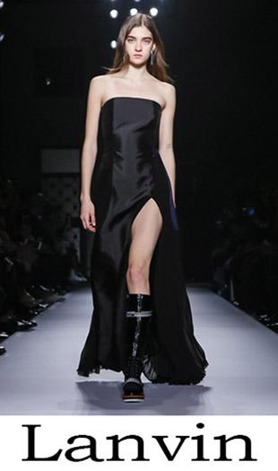 Women's Clothing Lanvin Fall Winter 2018 2019 2