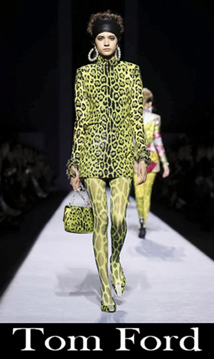 Women's Clothing Tom Ford Fall Winter 2018 2019 3