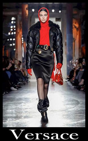 Women's Clothing Versace Fall Winter 2018 2019 2