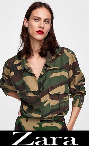 Women's Clothing Zara Fall Winter 2018 2019 9