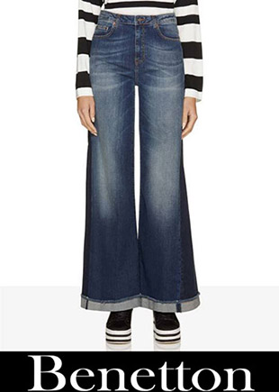 Women's Denim Benetton Fall Winter 2018 2019 3
