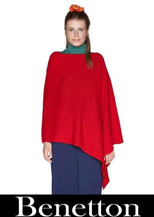 Women's Outerwear Benetton Fall Winter 2018 2019 2