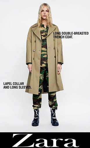 3b9c3dab Women's Outerwear Zara Fall Winter 2018 2019 6