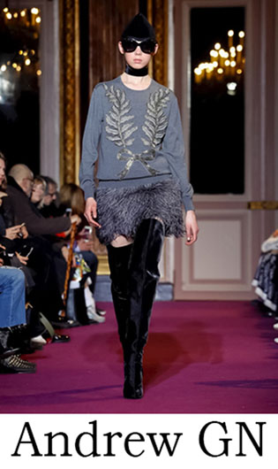 Andrew GN Fall Winter 2018 2019 Womens 3