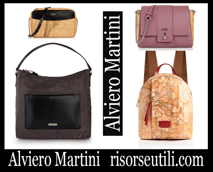 Bags Alviero Martini 2018 2019 Women's New Arrivals Fall Winter