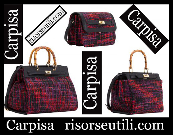 Bags Carpisa 2018 2019 Women's New Arrivals Fall Winter