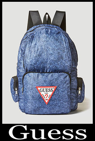 Bags Guess 2018 2019 Men's New Arrivals Fall Winter 2