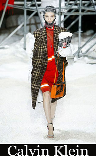 Calvin Klein Fall Winter 2018 2019 Womens 36