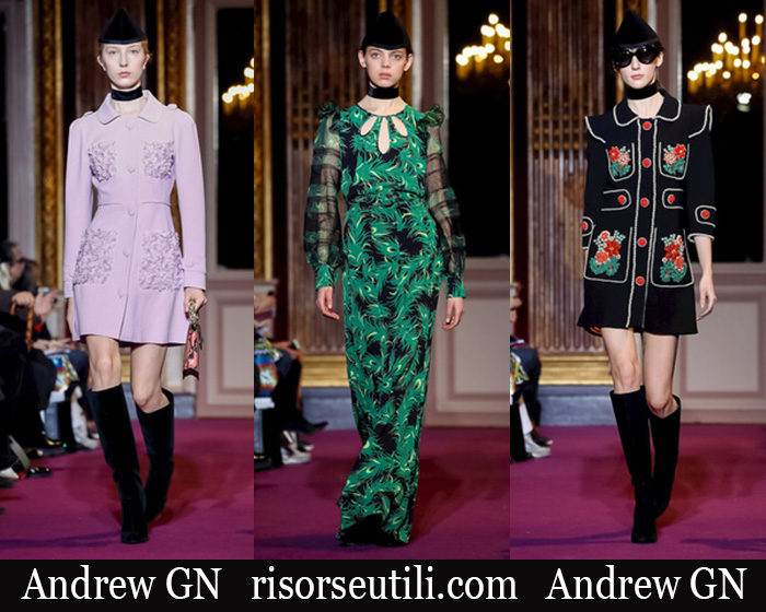 Clothing Andrew GN 2018 2019 Women's New Arrivals Fall Winter