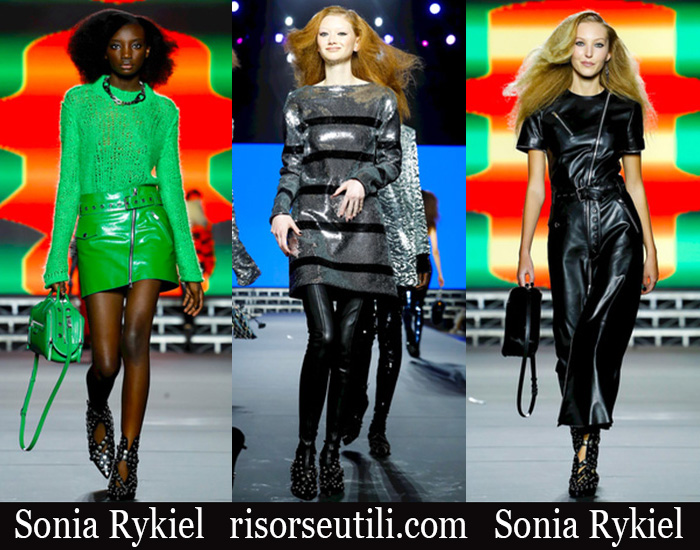 Clothing Sonia Rykiel 2018 2019 Women's New Arrivals