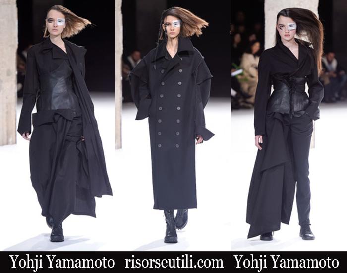 Clothing Yohji Yamamoto 2018 2019 Women's New Arrivals Fall W