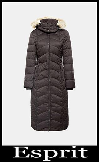 Down Jackets Esprit 2018 2019 Women's New Arrivals 27
