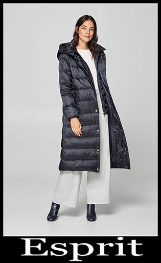 Down Jackets Esprit 2018 2019 Women's New Arrivals 33