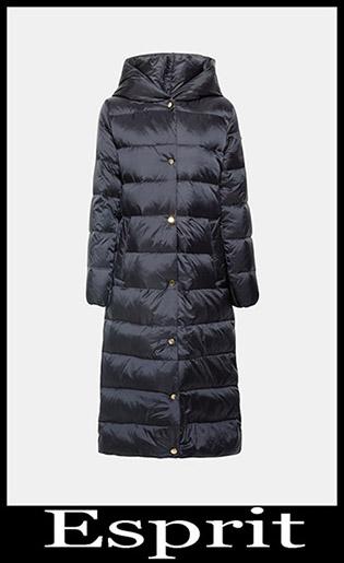 Down Jackets Esprit 2018 2019 Women's New Arrivals 34