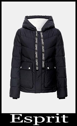 Down Jackets Esprit 2018 2019 Women's New Arrivals 45