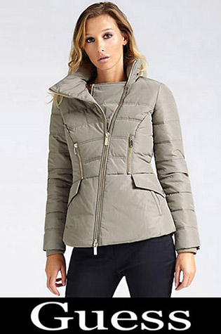 Down Jackets Guess 2018 2019 Women's New Arrivals 23