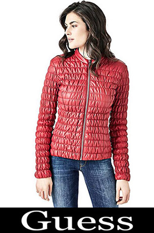 Down Jackets Guess 2018 2019 Women's New Arrivals 26