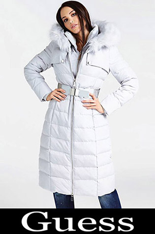 Down Jackets Guess 2018 2019 Women's New Arrivals 30