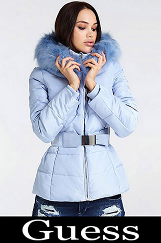 Down Jackets Guess 2018 2019 Women's New Arrivals 31