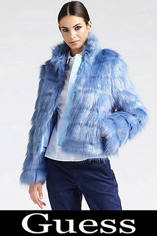 Down Jackets Guess 2018 2019 Women's New Arrivals 35