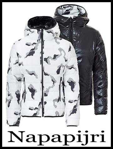 Down Jackets Napapijri 2018 2019 Women's New Arrivals 22