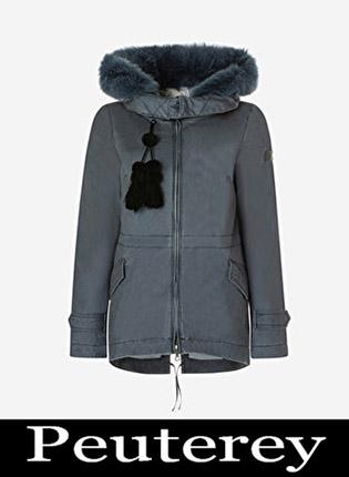 Down Jackets Peuterey 2018 2019 Women's Winter 1