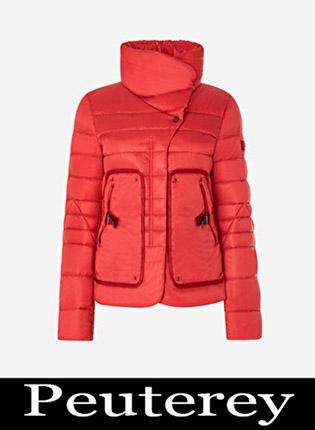 Down Jackets Peuterey 2018 2019 Women's Winter 12