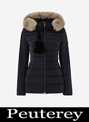 Down Jackets Peuterey 2018 2019 Women's Winter 18