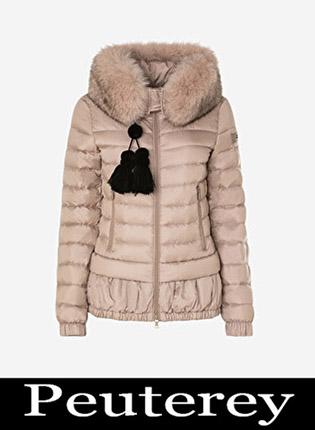 Down Jackets Peuterey 2018 2019 Women's Winter 3