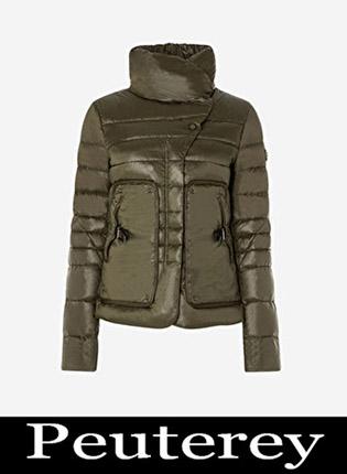 Down Jackets Peuterey 2018 2019 Women's Winter 32