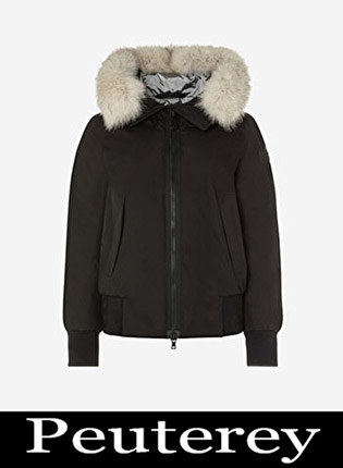 Down Jackets Peuterey 2018 2019 Women's Winter 6
