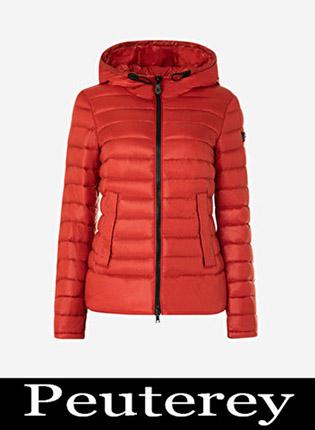 Down Jackets Peuterey 2018 2019 Women's Winter 8