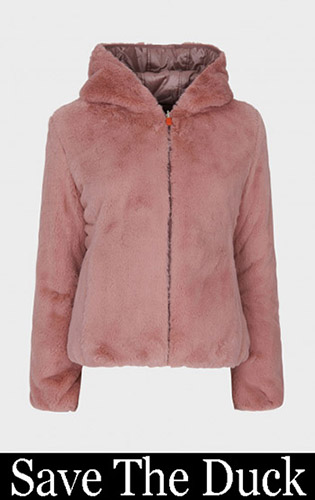 Down Jackets Save The Duck 2018 2019 Women's 1