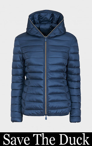 Down Jackets Save The Duck 2018 2019 Women's 2